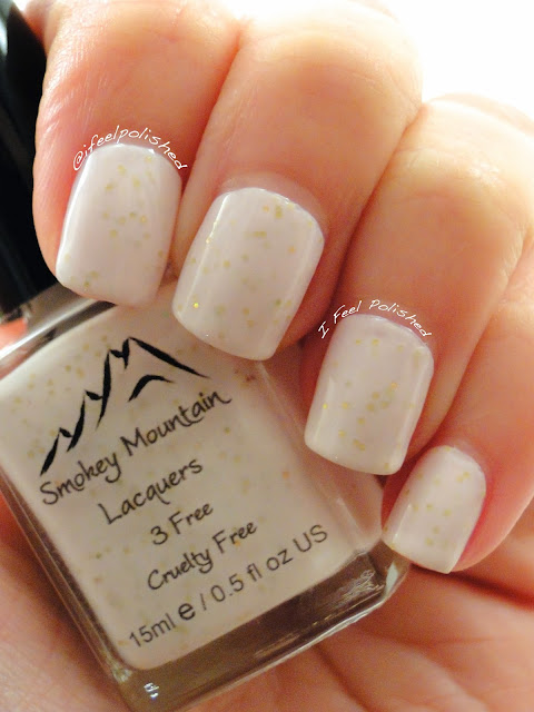 Smokey Mountain Lacquers Ballet Slippers