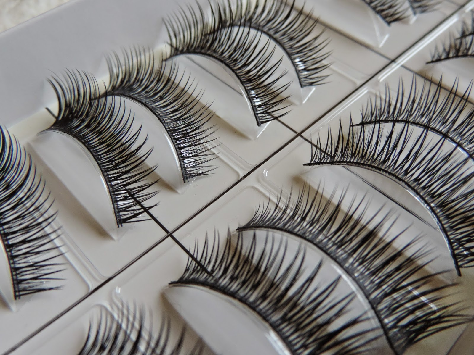 BornPrettyStore False Eyelashes Review
