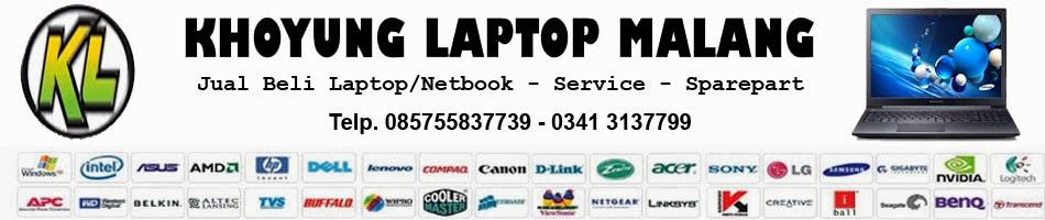 Laptop Bekas - Laptop Second - Laptop Malang