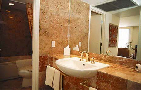 southwestern bathroom design ideas