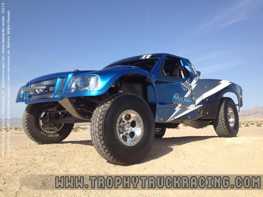 Trophy Truck - powered by FeedBurner