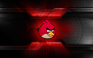 Wallpaper Angry Bird Baru