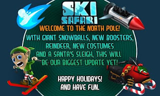 Free Download Android Full Version Game Ski Safari Apk - www.mobile10.in