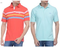Fashion and you :Buy Skatti polo shirts upto 40% Off + Extra 20% Off & Extra 30% Off Via Mobikwik Starts Rs.307 only:buytoearn