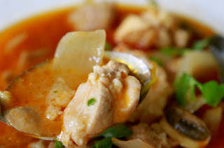 Tom Yam Ayam