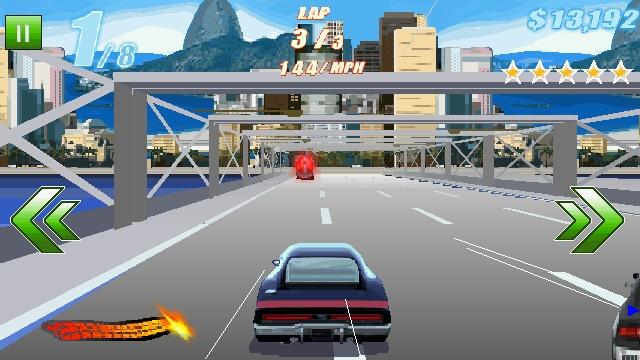Car Fast Five Games