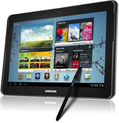 Spesifikasi Dan Harga Samsung Galaxy Note 10.1 Indonesia