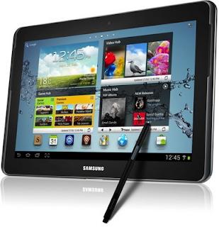 Harga Dan Spesifikasi Galaxy Note 10.1 | Oktober 2012