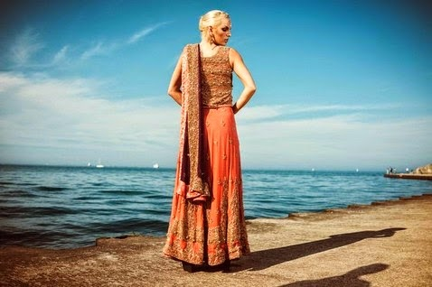 Sahil Exclusive Bridal Eid Dresses
