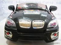 Mobil Mainan Aki Junior TR1201A 2 BNW Dinamo