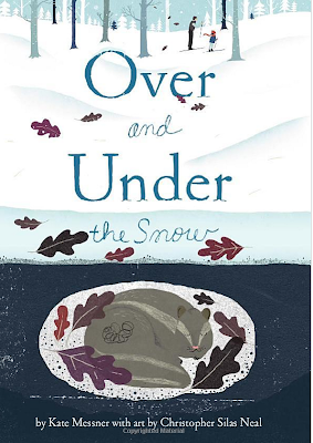 http://www.amazon.com/Over-Under-Snow-Kate-Messner/dp/0811867846