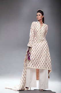 cool white salwar suit for girls