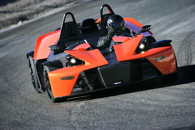 Hors d'oeuvre : KTM X-Bow 2013