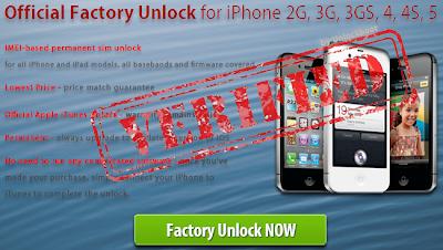 Unlock iOS 6.0.1