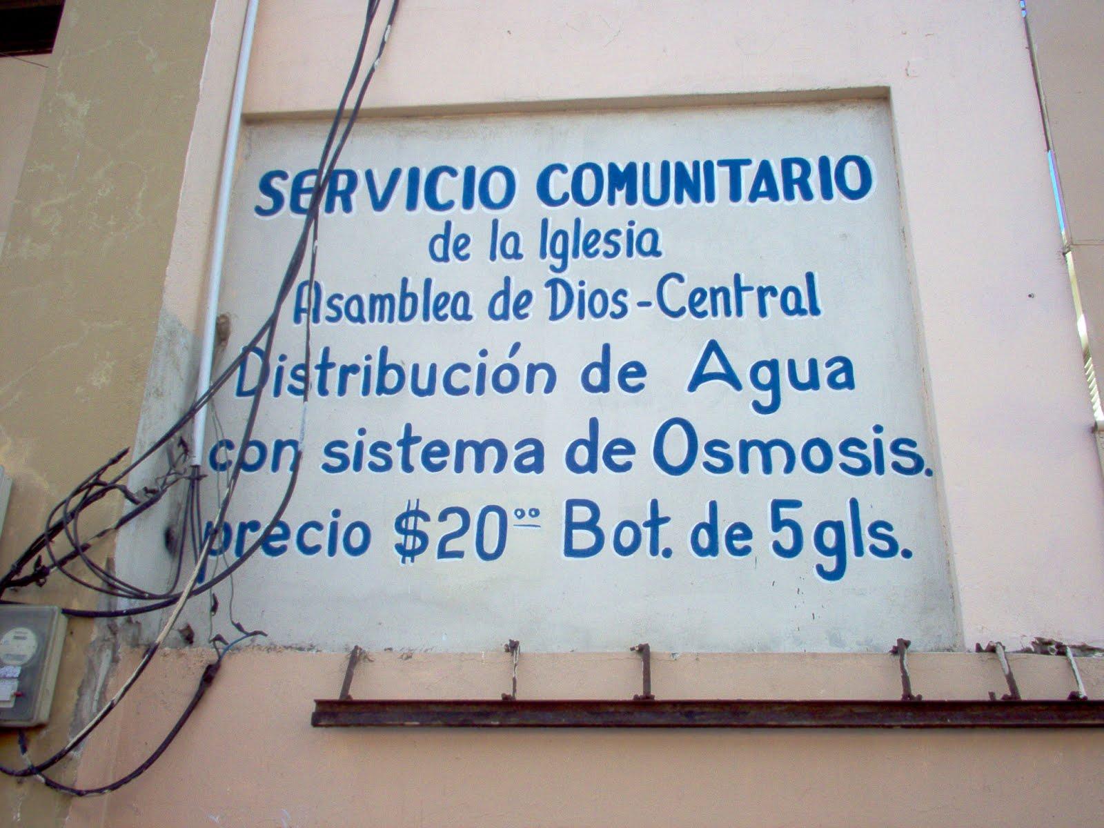 Iglesia Asamblea de Dios Central