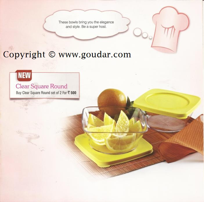 , Tupperware India Flyer September 2012 / Tupperware Consumer Flyer ...