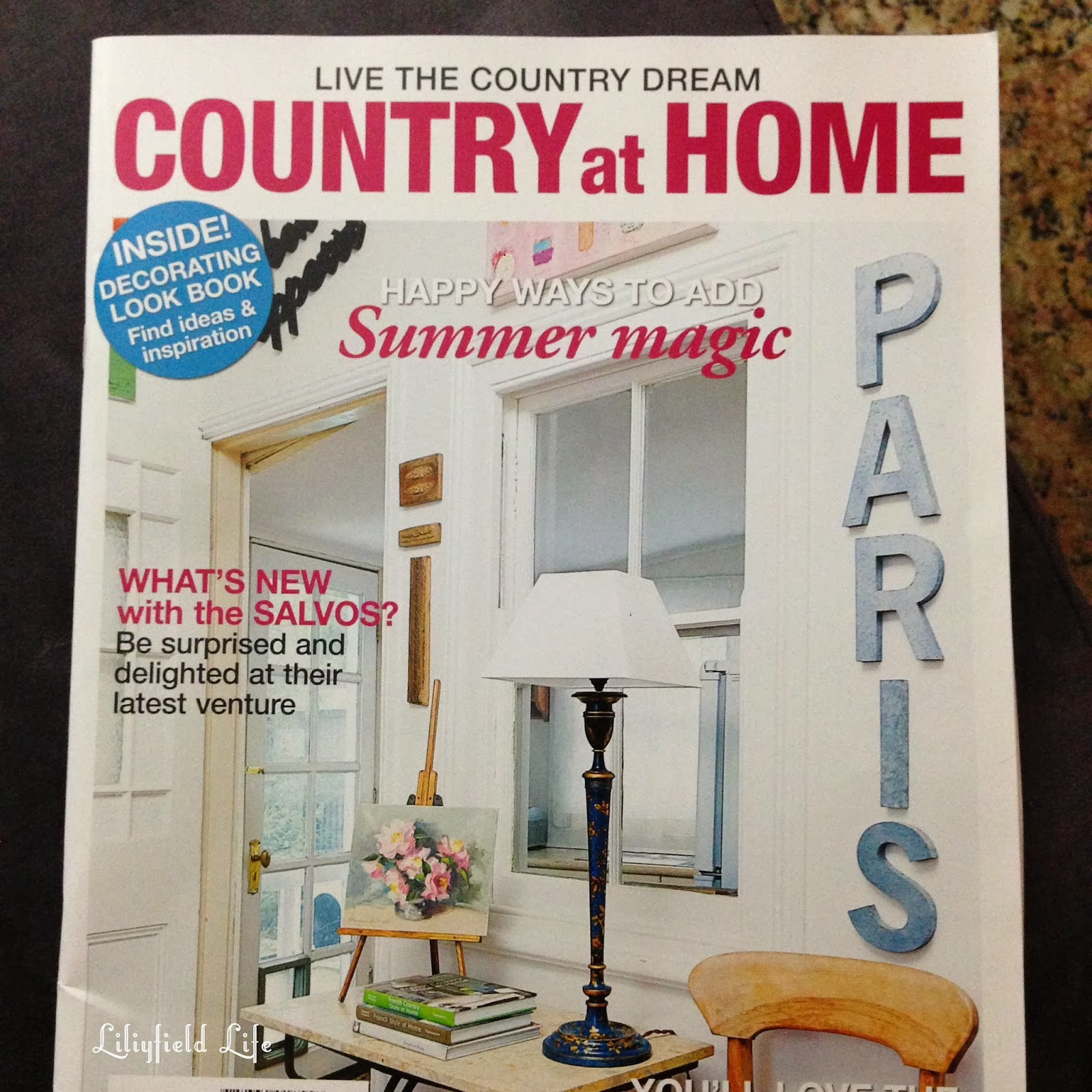 lilyfield life country at home magazine feature for lilyfield life