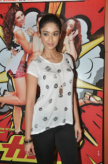 Actress Ileana Latest Pictures at Main Tera Hero Promotion  5