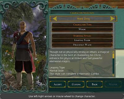 Jade Empire: Special Edition Screenshots 1