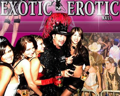 Exotic Erotic Ball Wear