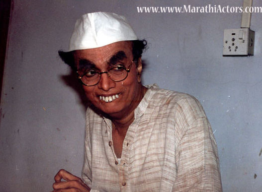 marathi actor and actress dilip prabhavalkar biography