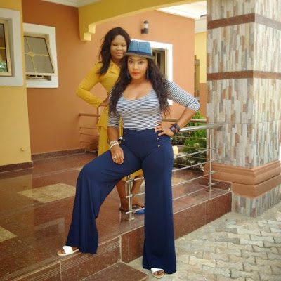 Angela Okorie shares beautiful photos