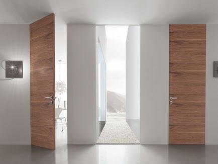 La casa è dove si trova il cuore: Le porte interne: \