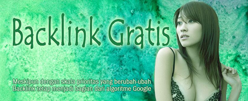 Backlink Gratis untuk Anda