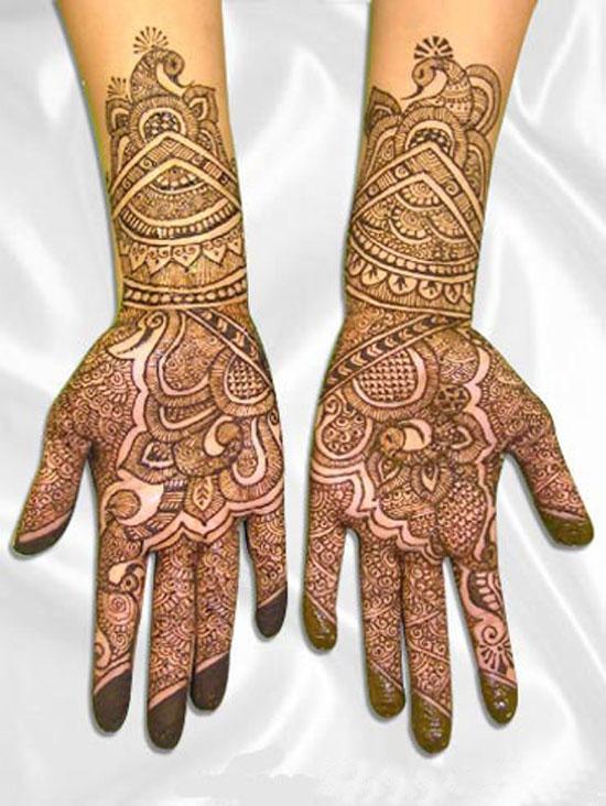 Mehndi Patterns Pics : Mehndi designs arabic for hands
