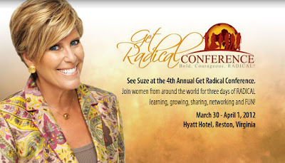 Suze Orman's Get Radical Conference