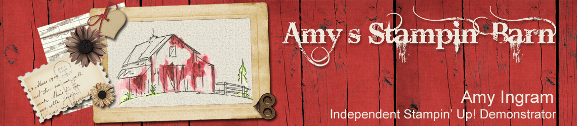 Amy's Stampin Barn