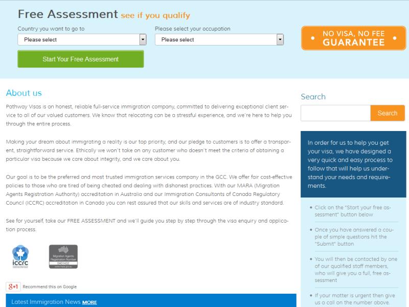 leading visa immigration consultancy firm in Dubai