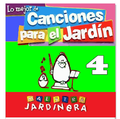 Yamandute canciones para el jard n vol 4 for Cancion el jardin