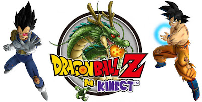 4 Dragon Ball Z Kinect Ships to North America Today
