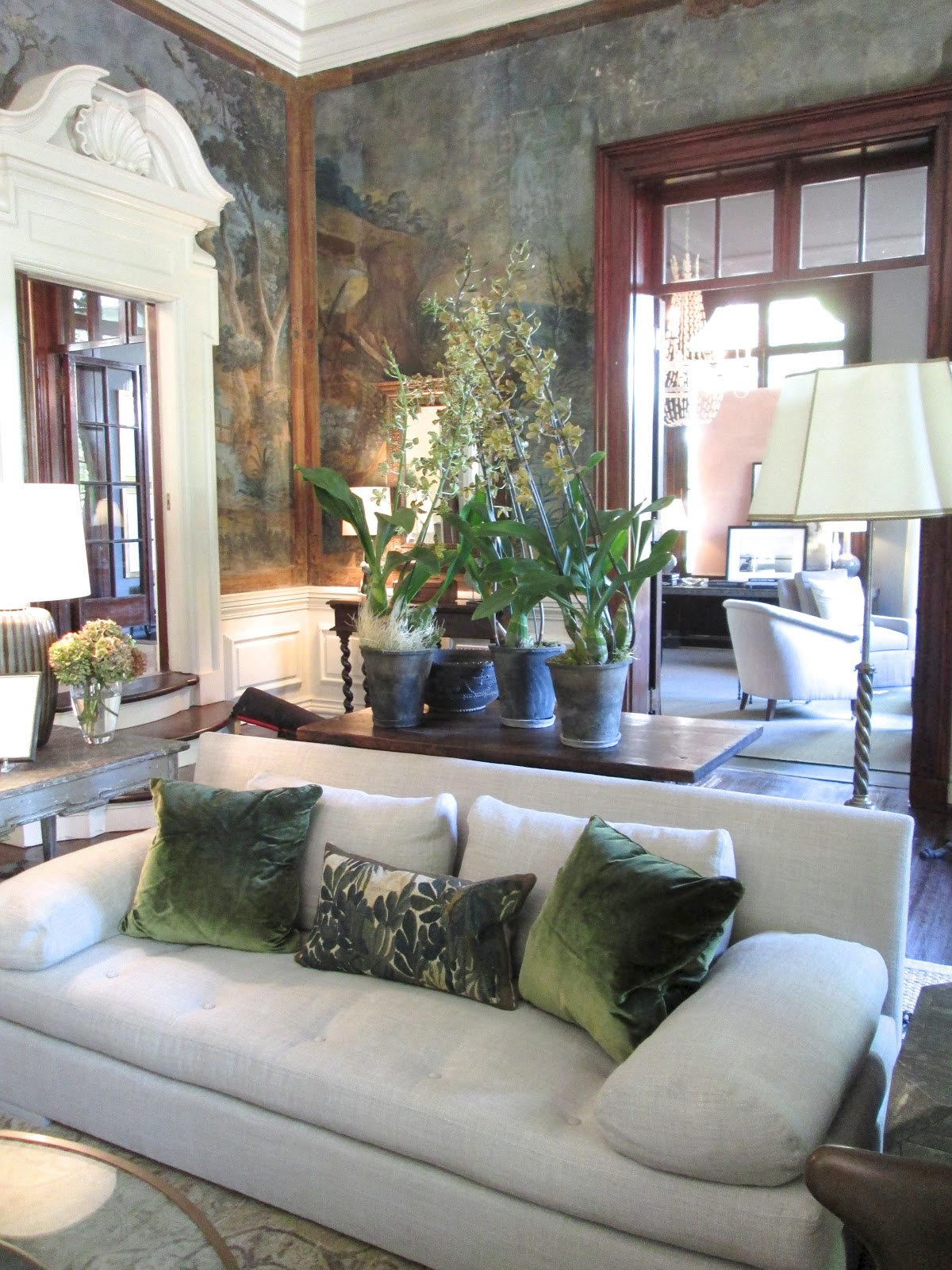 2014 aso decorators 39 show house design indulgence for Adalia salon westbrook me