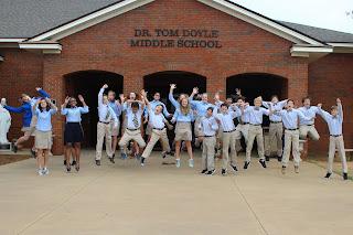 22 MCPS Seventh Grade Students Qualify for Duke Tips Program 2