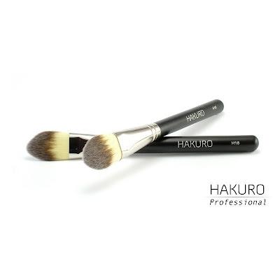 Pędzel do podkładu Hakuro H18