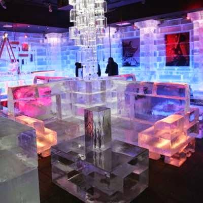Restoran Ice Lounge