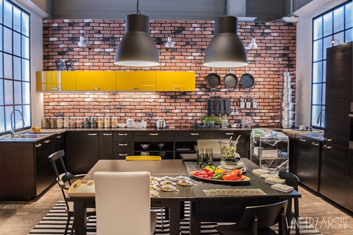 Wydarzenie Jak Zaprojektowac Kuchnie Nowy System Ikea Metod