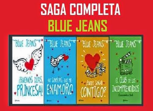 Buenos d as princesa - Blue Jeans