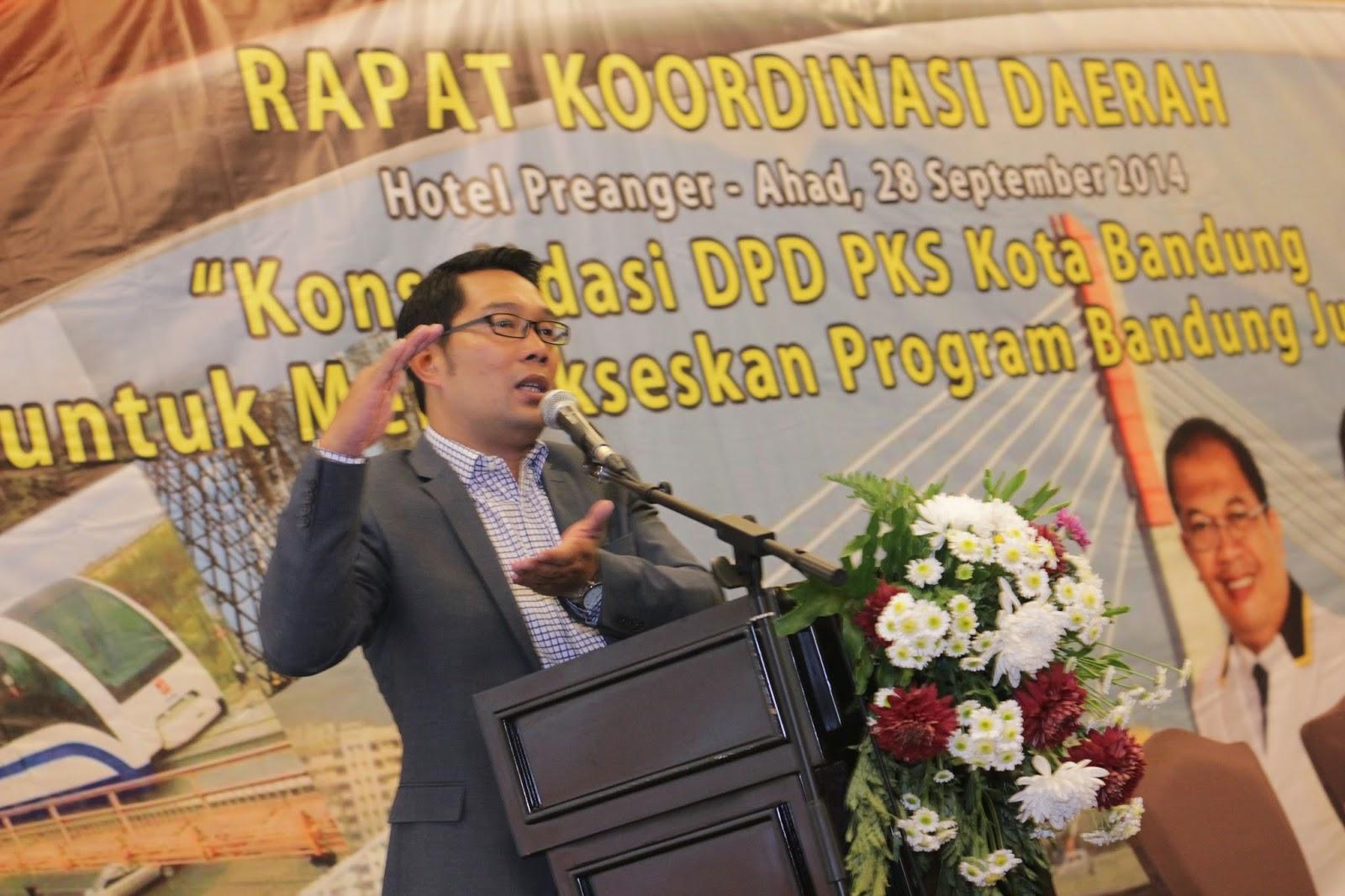 Rakorda PKS Bandung