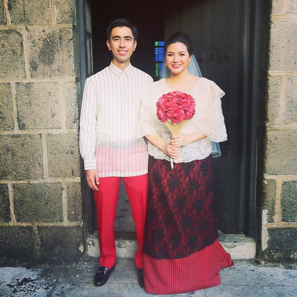 Paula Peralejo Wedding