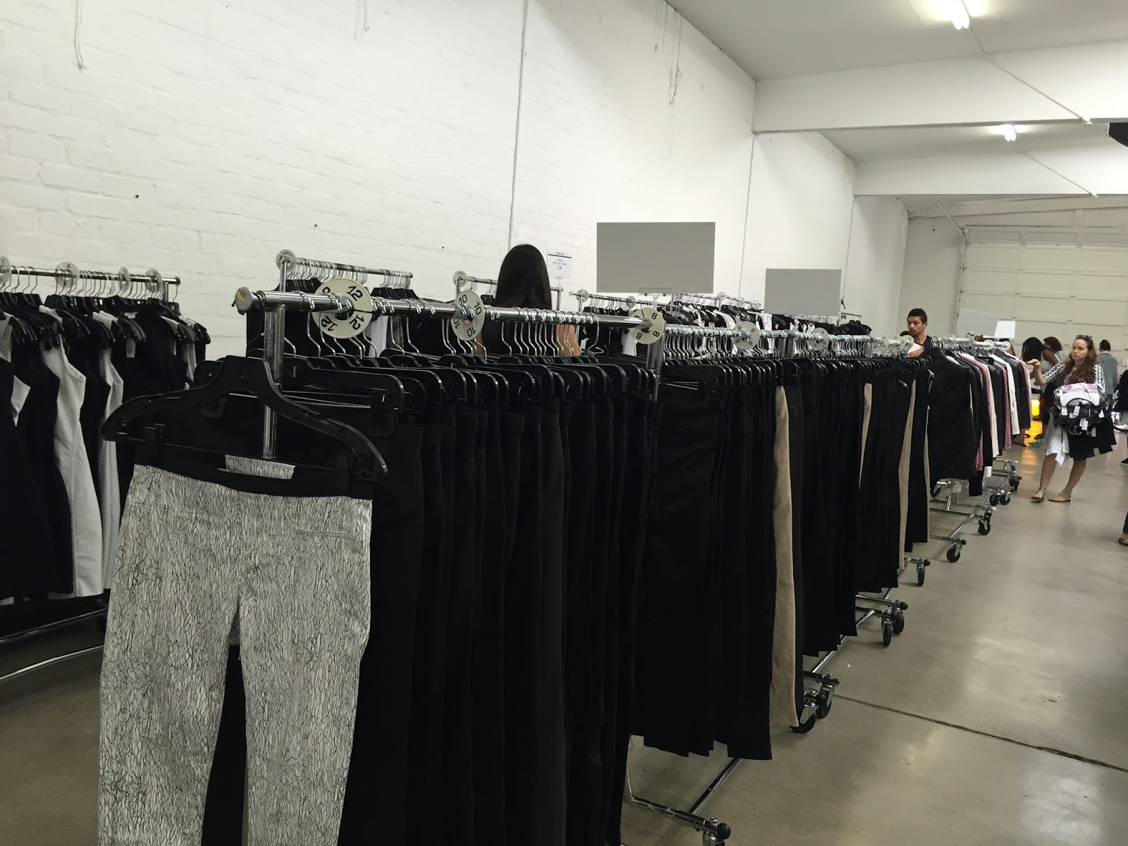 My Superficial Endeavors: Helmut Lang Sample Sale