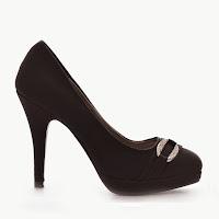 Pantofi dama Ginger 3 negri ( )