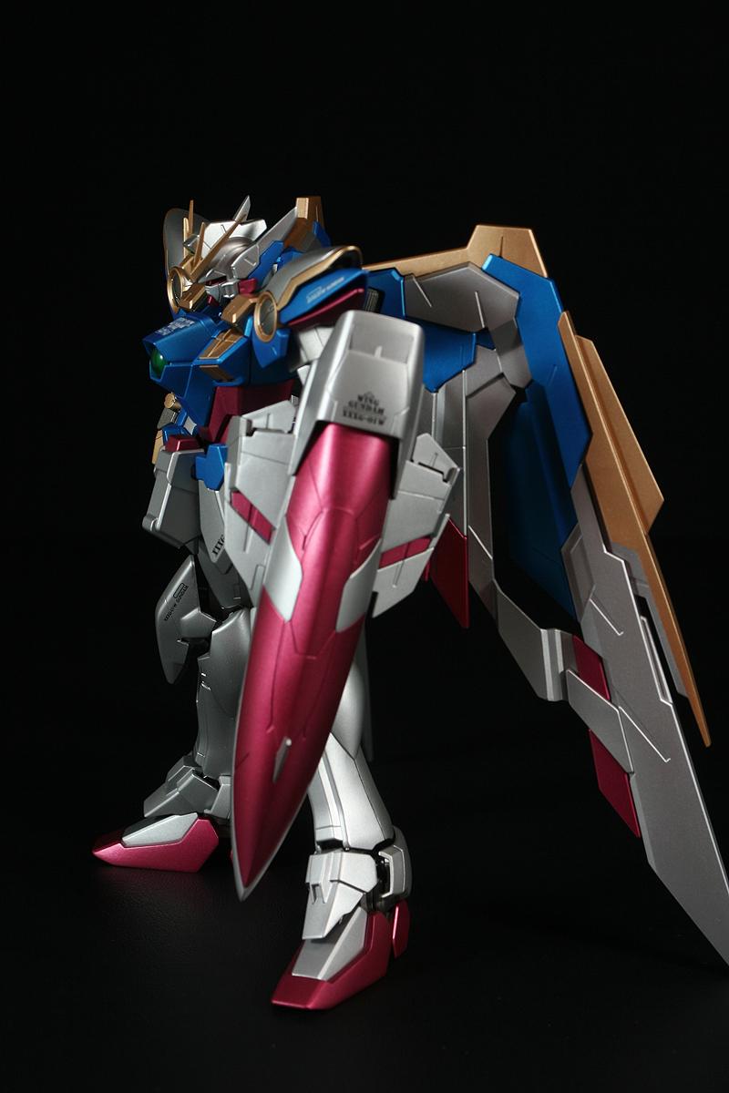 Gundam Metallic Paint
