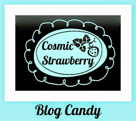 COSMIC STRAWBERRY lottar ut: