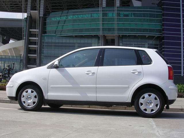 white Polo image