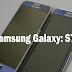 Samsung Galaxy S7: vaza slide do lançamento com design e características