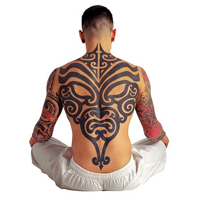 Body painting art gallery and tattoos tribal tattoo design for Tribal body tattoo