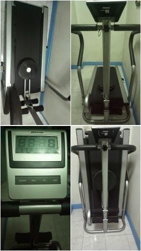 Jetstream 3-in-1 treadmill